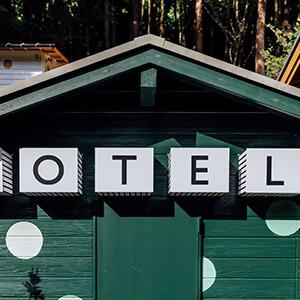 pignic hotelの特徴